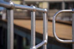 Stainless Steel Handrail_St Kilda Pier (Aus) 2