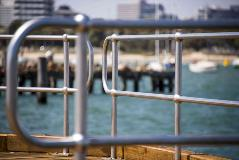 Stainless Steel Handrail_St Kilda Pier (Aus)