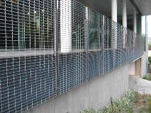 Victoria University Wgtn_Grating Screen