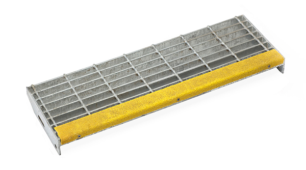 T6 Steel Stair Tread
